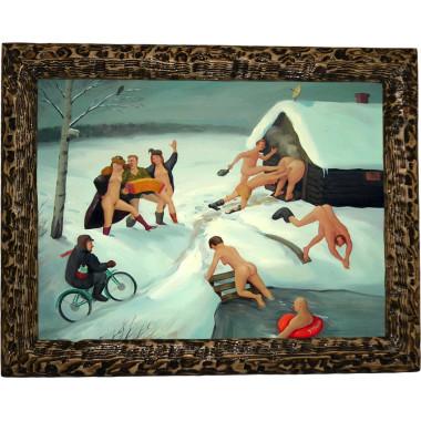 Картина Приключение друзей B11-R11