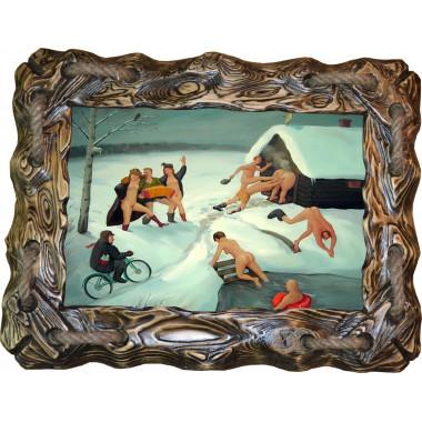 Картина Приключение друзей B11-R6