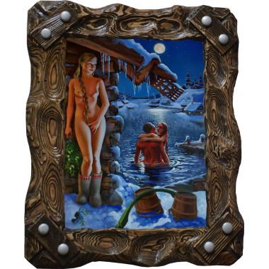 "Картина ""Женское желание"" B12-R7"