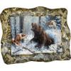 """Картина """"Охота на медведя"""" M14-R1"""