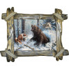 """Картина """"Охота на медведя"""" M14-R2"""