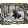 Картина Охота на медведя M14-R4