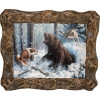 """Картина """"Охота на медведя"""" M14-R5"""