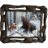 """Картина """"Охота на медведя"""" M14-R8"""