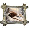"""Картина """"Охота на медведя 2"""" M27-R2"""