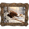 """Картина """"Охота на медведя 2"""" M27-R5"""
