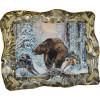 """Картина """"Охота на медведя 3"""" M28-R1"""