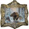 """Картина """"Охота на медведя 3"""" M28-R10"""