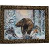 """Картина """"Охота на медведя 3"""" M28-R11"""