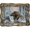 Картина Охота на медведя 3 M28-R4