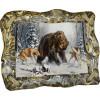 """Картина """"Охота на медведя 4"""" M30-R1"""