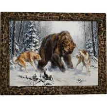 Картина Охота на медведя 4 M30-R11