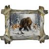 """Картина """"Охота на медведя 4"""" M30-R2"""