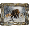 """Картина """"Охота на медведя 4"""" M30-R4"""