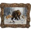 """Картина """"Охота на медведя 4"""" M30-R5"""