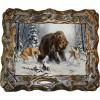 """Картина """"Охота на медведя 4"""" M30-R6"""