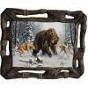 """Картина """"Охота на медведя 4"""" M30-R8"""