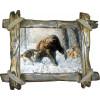 """Картина """"Охота на медведя 5"""" M31-R2"""