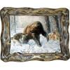 """Картина """"Охота на медведя 5"""" M31-R4"""
