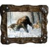 """Картина """"Охота на медведя 5"""" M31-R7"""
