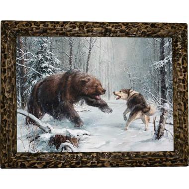 Картина Охота на медведя 6