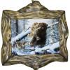 Картина Охота на медведя 7 M33-R10