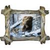 """Картина """"Охота на медведя 7"""" M33-R2"""