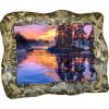 Картина Закат над рекой N100-R1