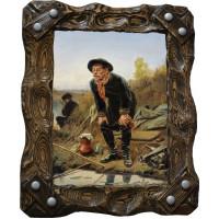 Картина Рыболов P1-R7