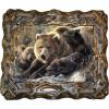 "Картина ""Медведица и медвежата"" M6-R6"