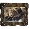 "Картина ""Медведица и медвежата"" M6-R7"